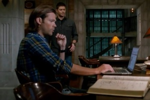 sam and dean research